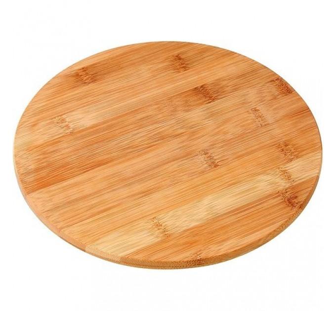 Доска разделочная Fackelmann D24 см, бамбук (37742) - фото № 1