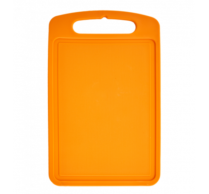 Доска разделочная Алеана 30*20см, светло-оранжевый (168028) - фото № 1