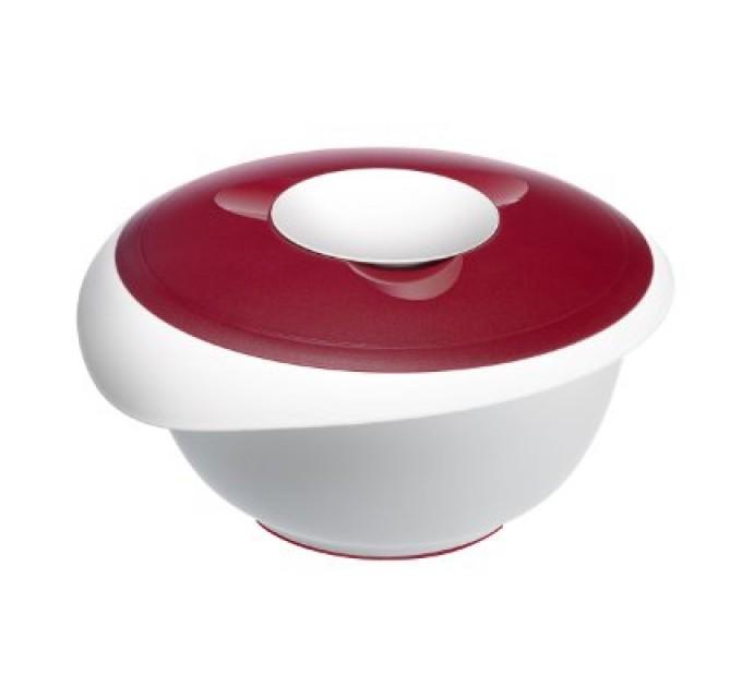 Чаша для миксера с крышкой 3,5л Westmark, красный (W3155227R) - фото № 1