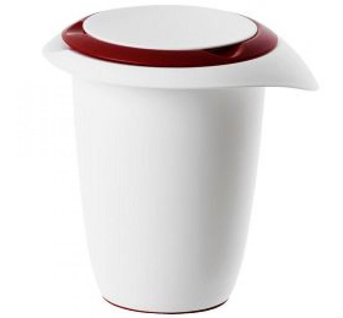 Чаша для миксера с крышкой Westmark, красный (W3151227R) - фото № 1