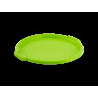 Поднос Алеана круглый d39*2.45см, оливковый (167098)