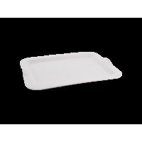 Поднос Алеана прямоугольный 46*36*4см, белая роза (167404)