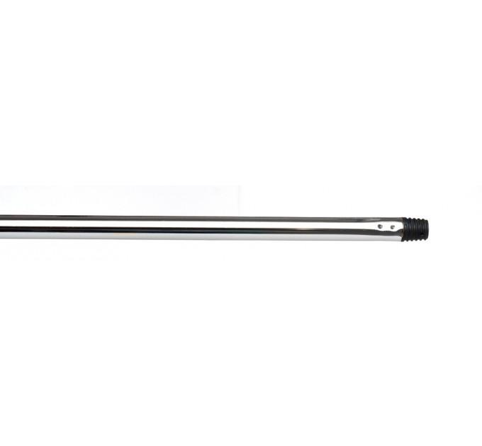 Ручка для метлы, швабры Metalstick хром 120см (120MIAC) - фото № 1