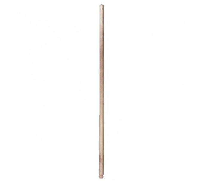 Ручка для метлы, швабры Dream Land I деревянная 120 см, натуральный цвет (HK120-nat)