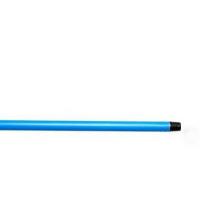 Ручка для метлы, швабры Metalstick гладкий пластик 115см (115CIAL)