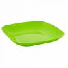 Тарелка Алеана 25*25*3см, оливковый (167063)