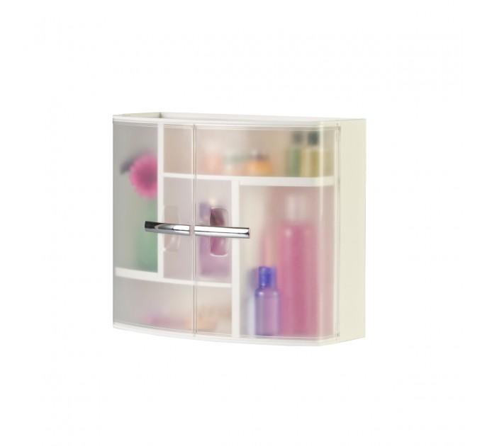 Шкаф в ванную комнату Prima Nova, прозрачный (9416) - фото № 1