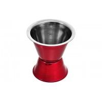 Мерная чашка для коктейлей Fackelmann GRANDCRU 6см, сталь (49728)