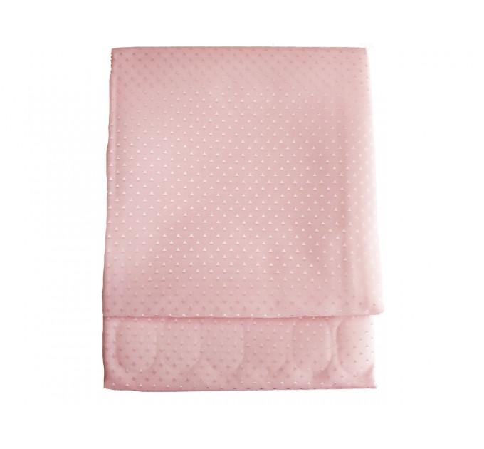 "Штора для ванной комнаты текстильная Chaoya ""Пика"", 180х180 см, розовая"