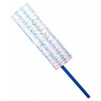 Швабра Dream Land Dynamo насадка 43см, ручка 120см (Dynamo-120-blue)