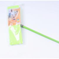 Швабра Eco Fabric из микрофибры 42 см, ручка 110 см, зеленый (EF-MonoG)
