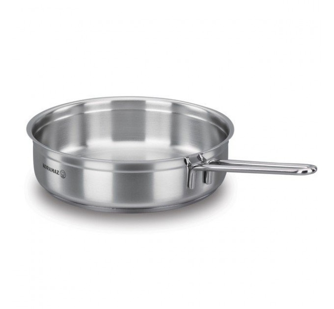 Сковорода Korkmaz ALFA 24*6см 2.7л (A1021) - фото № 1