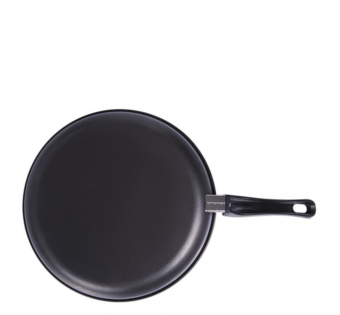 Сковорода Fackelmann Waipolon D27 см с антипригарным покрытием, сталь (42446) - фото № 1