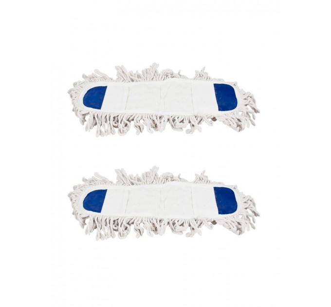 Насадка для швабры Eco Fabric из хлопка 41 см лапша (EF-1140-CT) - фото № 1