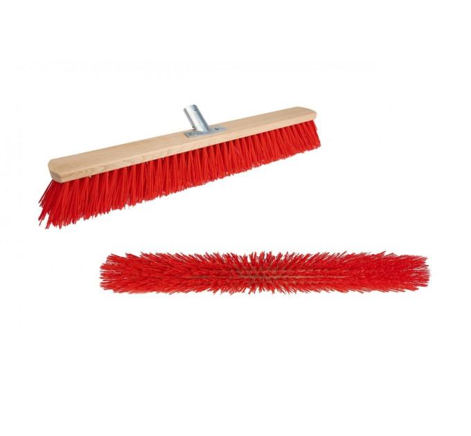 Уличная щетка 40 см Eco Fabric без ручки, металл. крепления (EF-400 / 2.3.1.1)