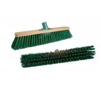 Уличная щетка 40 см Eco Fabric без ручки, пластмасс. крепления (EF-400 / 1.2.2)