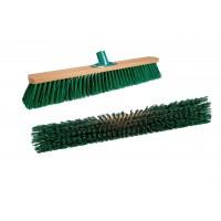 Уличная щетка 50 см Eco Fabric без ручки, пластмасс. крепления (EF-500 / 1.2.2)