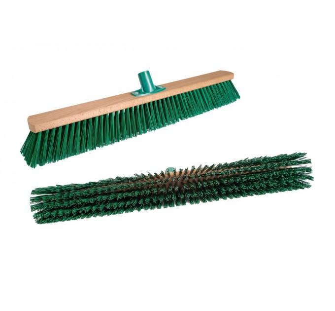Уличная щетка 60 см Eco Fabric без ручки, пластмасс. крепления (EF-600 / 1.2.2) - фото № 1