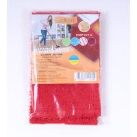Насадка для швабры Eco Fabric из микрофибры 42 см, красная (EF1902Red)