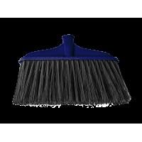 Метла Eco Fabric без ручки, 27см, пластиковая, синяя (EF-0100)