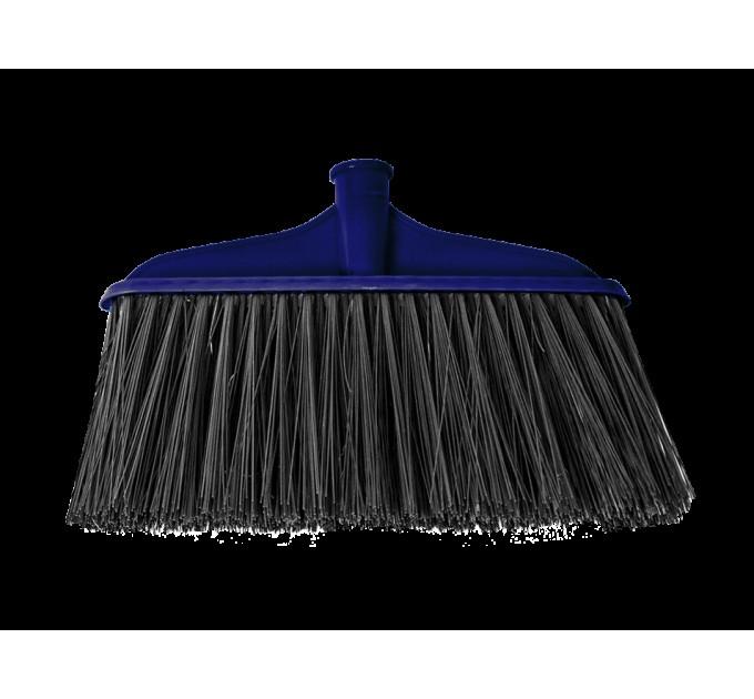 Метла Eco Fabric без ручки, 27см, пластиковая, синяя (EF-0100) - фото № 1