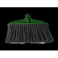 Метла Eco Fabric без ручки, 27см, пластиковая, темно-зеленая (EF-0100)