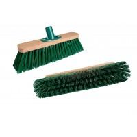 Уличная щетка 30 см Eco Fabric без ручки, пластмасс. крепления (EF-300 / 1.2.2)