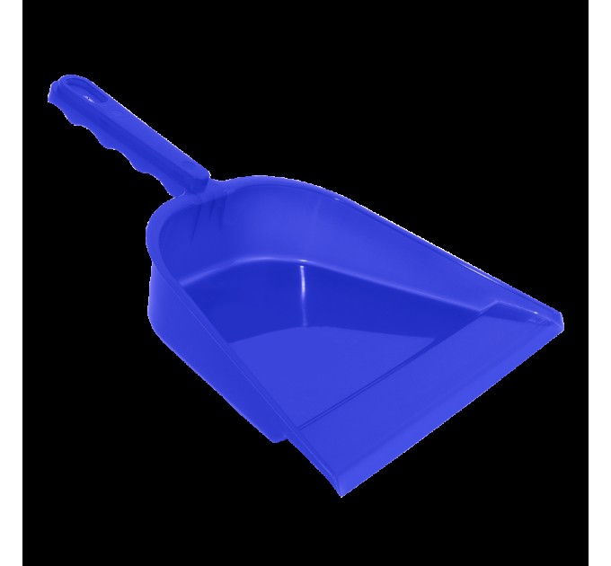 Совок для мусора Алеана, синий (122069)