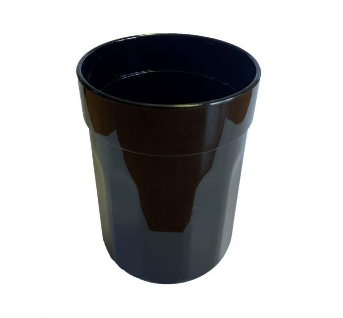 Стакан для ванной Eco Fabric MOON, черный (TRL-8012-SB)