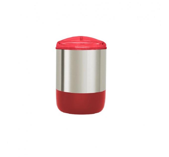 Стакан для зубных щеток Prima Nova, красный (E16-04)
