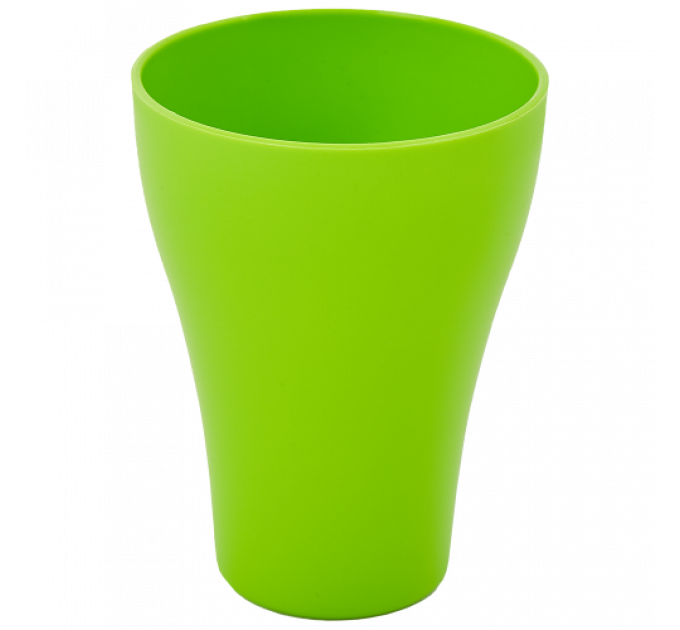 Стакан Алеана 0.25 л, оливковый (167096) - фото № 1