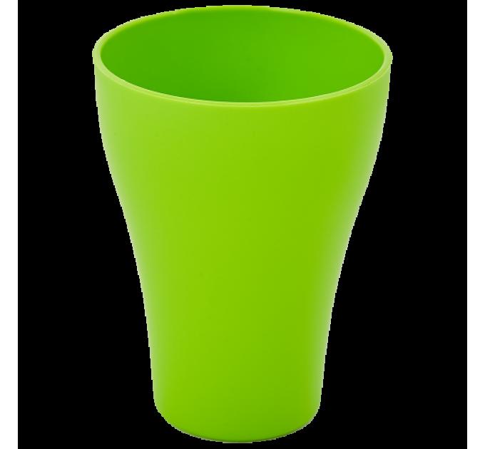 Стакан Алеана 0.25 л, салатовый (167096) - фото № 1