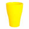 Стакан Алеана 0.25 л, темно-желтый (167096)