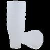Набор рюмок Алеана 0.075л, 6 шт, микс пастель (167001)