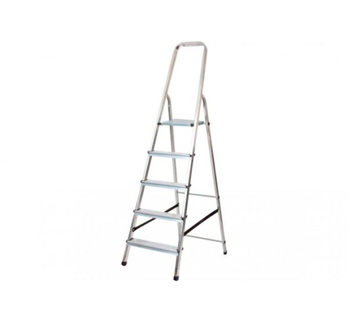 Лестница-стремянка Aloft алюминиевая, 5 ступ., DRALD-5 (10105A)