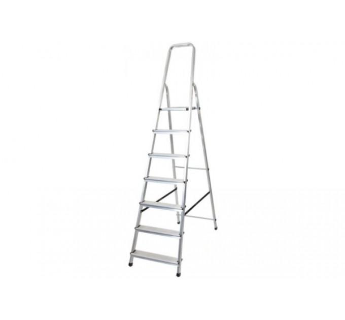 Лестница-стремянка Aloft алюминиевая, 7 ступ., DRALD-7 (10107A)