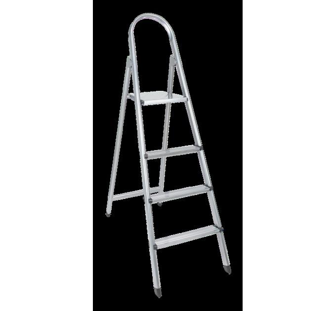 Лестница-стремянка Aloft стальная, 4 ступ. (EPSL-04)