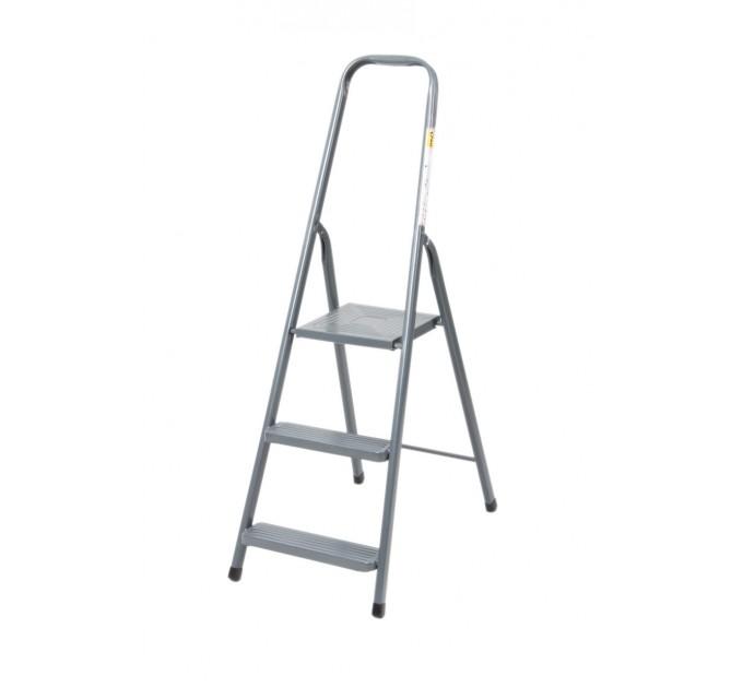 Лестница-стремянка Aloft стальная, 3 ступ. (DR-ST-D3)