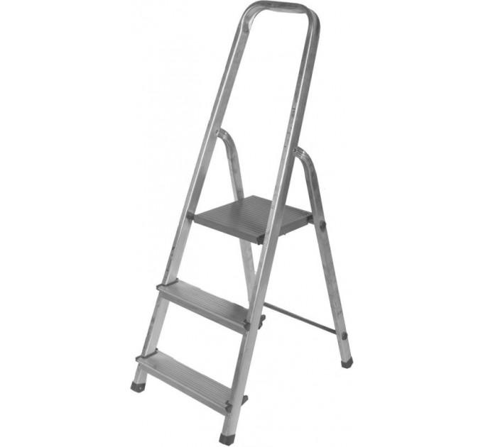 Лестница-стремянка Aloft алюминиевая, 3 ступ., DRALD-3 (10103A)