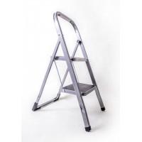 Лестница-стремянка Aloft металлическая 2 ступ. с резиновым покрытием (SLS-02)