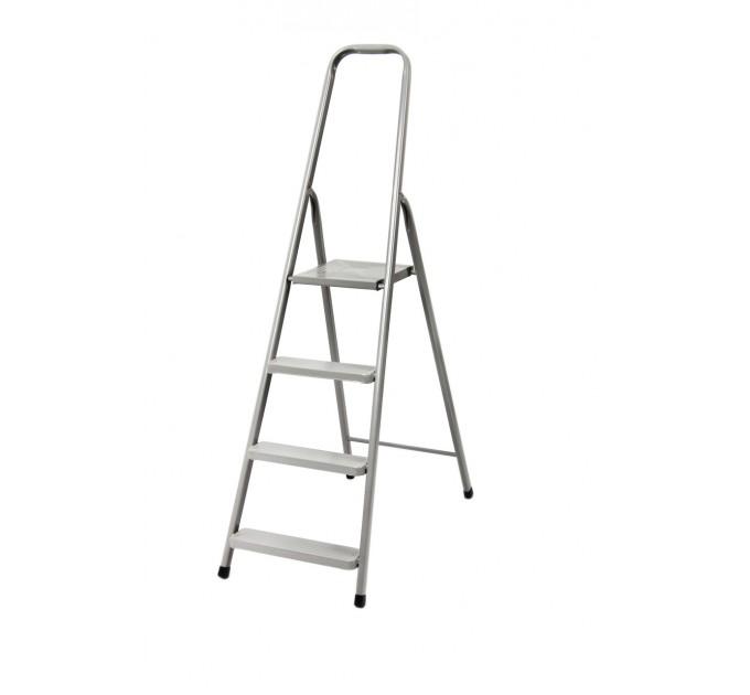 Лестница-стремянка Aloft алюминиевая, 4 ступ., DRALD-4 (10104A)