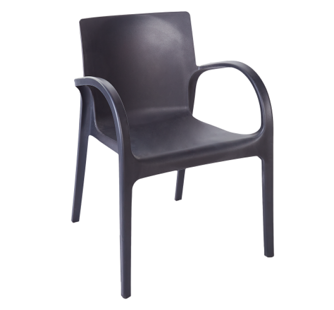 Стул Алеана Гектор new, темно-серый (101066)  - фото № 1