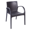 Стул Алеана Гектор new, темно-серый (101066)