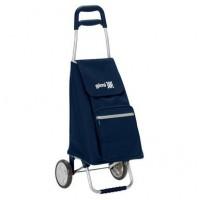Сумка хозяйственная на колесах Gimi 45л ARGO, голубой (GM10697)
