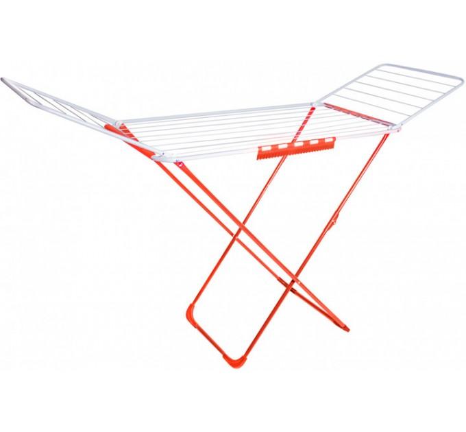 Сушка для белья Laundry Lyon 18м, красная (TRL-1842L-RED)