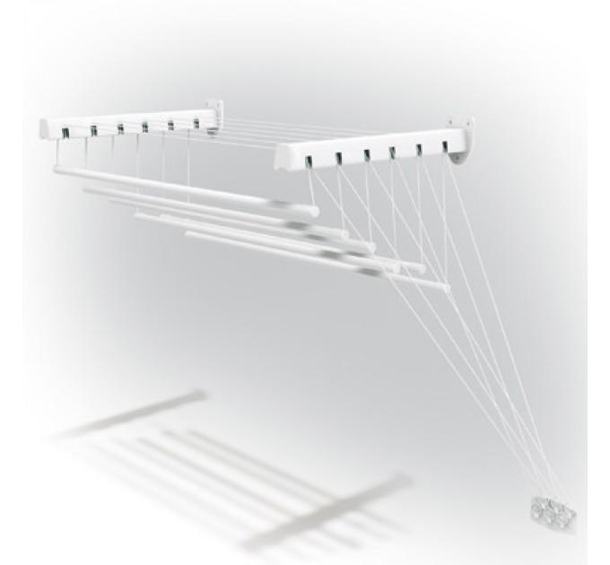 Сушка для белья стеновая Gimi Lift 200 см (GM11908) - фото № 1