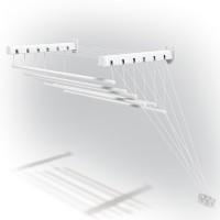 Сушка для белья стеновая Gimi Lift 160 см (GM60164)