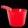 Ковшик с носиком Алеана 2л, красный (124091)