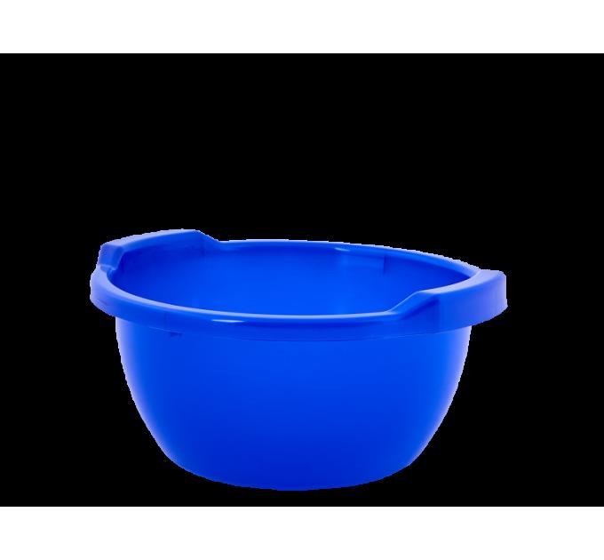 Таз хозяйственный Алеана квадратный 14л, синий (121044)