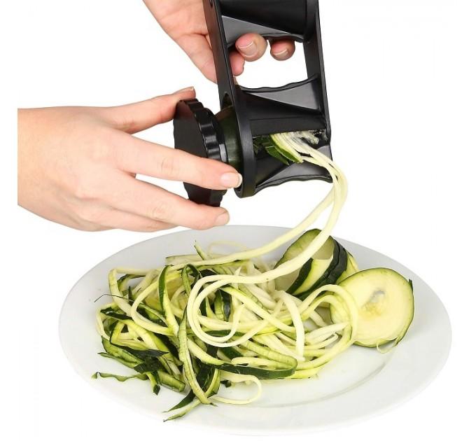 Шинковка для овощей Fackelmann 19*7 см, сталь/пластик (44116) - фото № 1